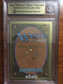 1993 Magic the Gathering MTG Collector's Edition CE Black Lotus BGS 9.5 GEM MINT