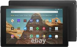 Amazon Kindle Fire HD 10 Tablet (10.1, 64GB) Black Latest Edition Brand New