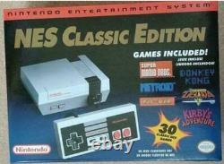 Authentic Classic Edition NES Mini Game Console USA Brand New in stock