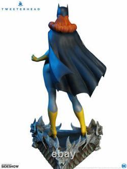 Batgirl Maquette Statue Regular Edition Tweeterhead IN STOCK NOW