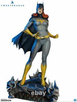 Batgirl Maquette Statue Regular Edition Tweeterhead Super Powers family, DC