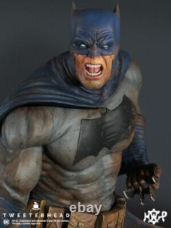 Batman Dark Knight Maquette Statue -The Muddy Edition Tweeterhead In stock now