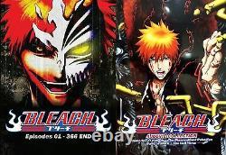 Bleach (Vol. 1 366 End + Bonus MV) All Region Brand New English Version