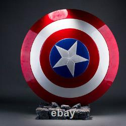 Brand New 2nd Version of CATTOYS 11 The Avengers Captain America ABS Shield