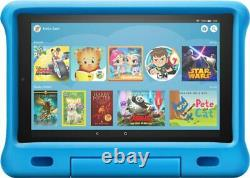 Brand New Amazon Fire HD 10 Kids Edition 10.1 32GB Tablet Blue
