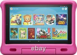 Brand New Amazon Fire HD 10 Kids Edition 10.1 32GB Tablet Pink