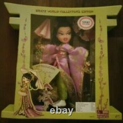 Brand New Bratz World Collector's Edition Tiana Tokyo Japan Doll! In Box! New