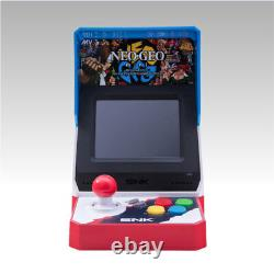 Brand New Japan Version SNK NEO GEO Mini console built in 40 game titles