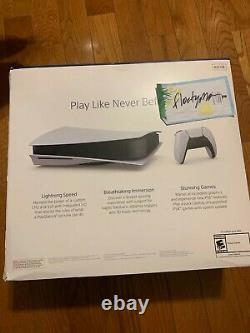 Brand New Sony Playstation 5 Console PS5 Disc Version READY TO SHIP IN HAND