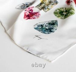 CJ Hendry Big Rock Scarf Signed And Numbered Edition Of 500 Brand New Unopened