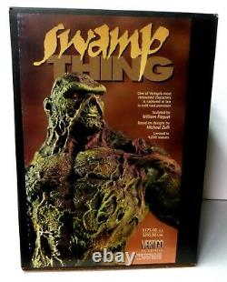 DC Comics Swamp Thing Cold Cast Full Size Statue Limited Edition 1996 Amricons