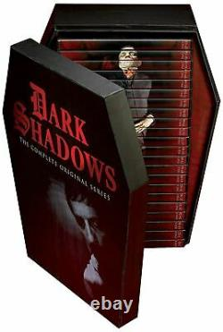 Dark Shadows The Complete Series DVD Deluxe Edition 131 Disc Set Brand New