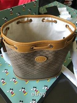 Disney x Gucci Bucket bag Limited Edition. Brand new with receipt