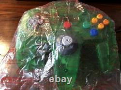 Donkey Kong (Nintendo 64, 1999) Special Edition Green Brand New