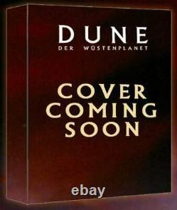 Dune (4K UHD + Blu-ray) Ultimate Edition Brand New Pre-Order