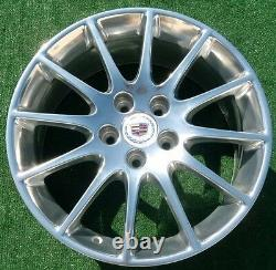 Factory Cadillac CTS SPORT Edition 18 inch WHEEL 4597 GM OEM Brand NEW 2006 2007