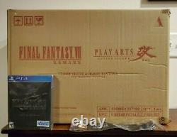 Final Fantasy VII Remake 1st Class Edition (PlayStation 4, 2020) BRAND NEW
