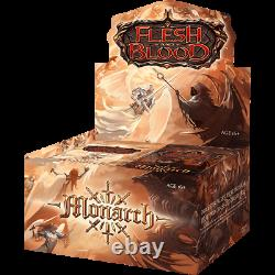 Flesh and Blood Monarch 1st Edition Booster Box x 1 Factory Sealed New FAB
