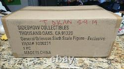 General Grievous Sideshow 1/6 EXCLUSIVE version Brand New & Sealed With Shipper