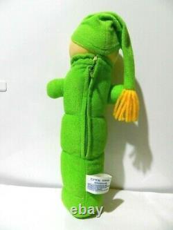 Glo Glow Worm Stuffed Animal Plush Brand Top Toys / 80's In Box Variant