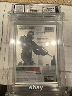Halo 2 Limited Collectors Edition XBox. Brand New Sealed. Graded WATA 9.8 A+
