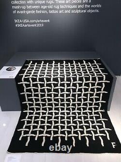 Ikea Art Event rug 2019 Filip Pagowski Limited Edition carpet brand new in box