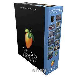 Image Line FL Studio 20 Signature Edition Bundle Brand New Retail Box