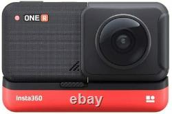 Insta360 ONE R 360 Edition 5.7K 360 Degree Camera with Stabilization Brand New