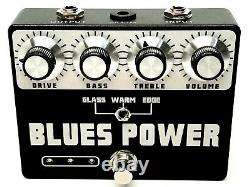 KingTone Blues Power Boost/Overdrive, NEW VERSION! BRAND With WARRANTY! King tone