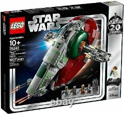 LEGO 75243 Star Wars Slave l 20th Anniversary Edition BRAND NEW SEALED IN BOX