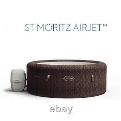 Lay-Z-Spa St Moritz Hot Tub 7 Person 2021 Version BRAND NEW Not Helsinki Milan