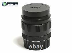 Leica Summilux-M 50mm F/1.4 ASPH. Lens Black Chrome Edition 11688 BRAND NEW