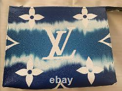 Louis Vuitton Toiletry Pouch 26 Limited Edition Escale Brand New Sold Out Clutch