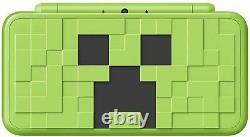 MINECRAFT CREEPER Edition Brand New Nintendo 2DS LL Game Console Special Japan