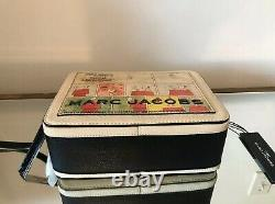 Marc Jacobs Limited Edition Peanuts Snoopy Collaboration Box Bag, Brand New