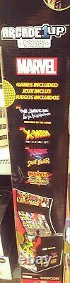 Marvel Arcade Machine Xmen Edition, Arcade1UP, 4ft Brand New