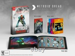 Metroid Dread Special Edition (Nintendo Switch) BRAND NEW SEALED FREE SHIP