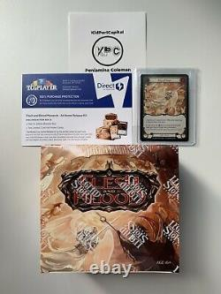 Monarch 1st Edition Booster Box Flesh And Blood TCG Brand New Ships Now
