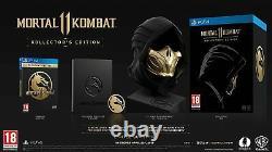 Mortal Kombat 11 Kollectors Edition PS4 Playstation Brand New