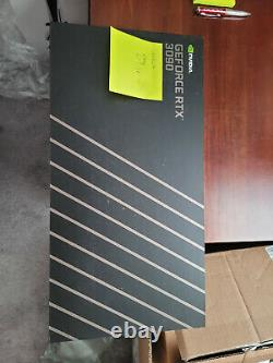 NVIDIA GeForce RTX 3090 Founders Edition 24GB GDDR6 Graphics Card (Brand NEW!)