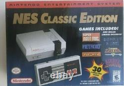 Nintendo Classic Edition NES Mini Game Console USA Brand New in stock