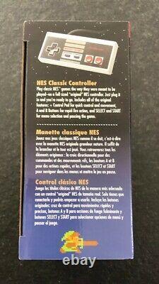 Nintendo Entertainment System NES Classic Mini Edition 100% Authentic BRAND NEW