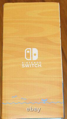 Nintendo Switch Animal Crossing Special Edition Gaming Console 32GB Brand New