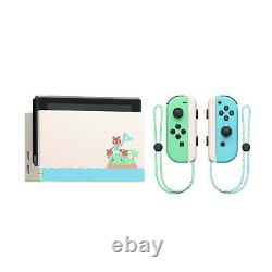 Nintendo Switch Console Animal Crossing New Horizons Special Edition Brand N