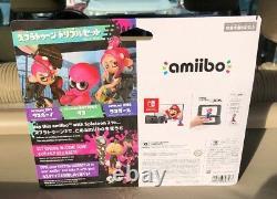 Octoling 3-Pack Amiibo Nintendo Switch Splatoon 2 Series US Version BRAND NEW