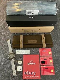 Omega Seamaster Diver 300M 007 Edition Titanium Brand New Full Set w Warranty
