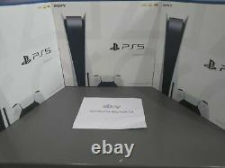 PLAYSTATION 5 CONSOLE -DISC EDITION- BRAND NEW iIN BOX