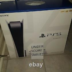 PS5 Sony PlayStation 5 Console Disc Version BRAND NEW SHIPS TODAY EXPEDITED