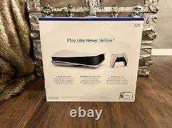 PS5 Sony PlayStation 5 Console Disc VersionBrand New Next Day Overnight