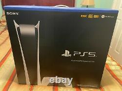 PS5 Sony PlayStation 5 Digital Version BRAND NEW Boxed & Ready to Ship ASAP